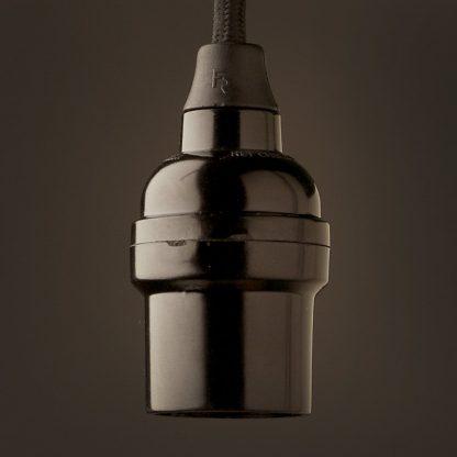 Bakelite Vintage Lampholder Edison fitting