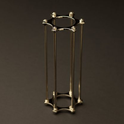 Medium Bulb Brass Cage