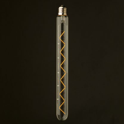 5 Watt Dimmable LED E27 Zig Zag Tube Bulb
