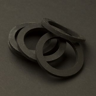 Neoprene o-ring for 1.5 inch shade rings
