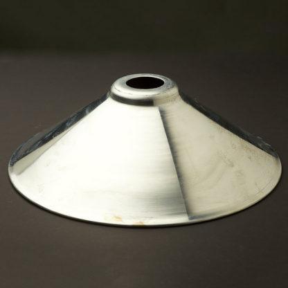 Galvanised steel light shade 12 inch