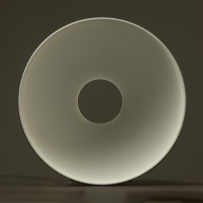 Dome 2.25 fitter type light shade reflector