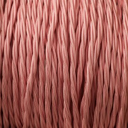 Baby-Pink-3-core-braided-cable