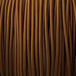 Havana-Gold-3-core-braided-pulley-cable