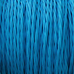Light-Blue-braid-cable