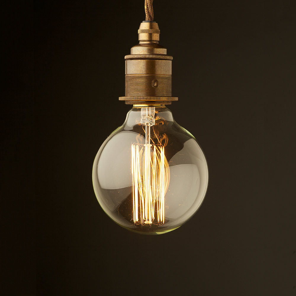 Edison Style Light Bulb And E27 Br Ing