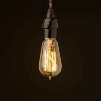 Bare bulb Pendant