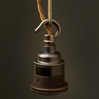 Bronze-Hook-Lampholder