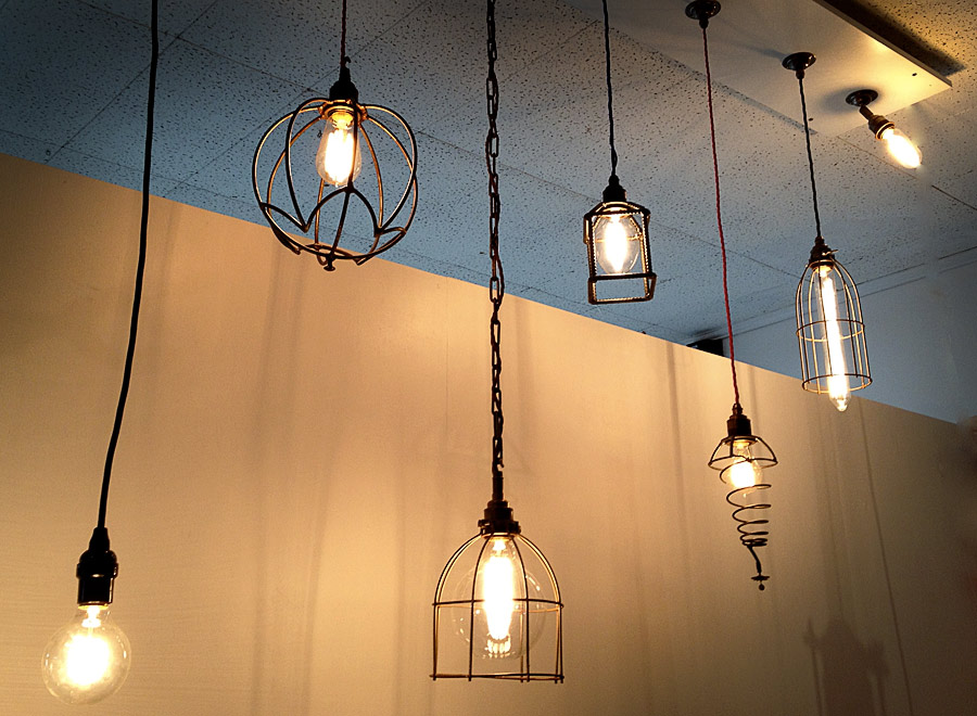 Steampunk Lighting Style At Steamscape Exhibition