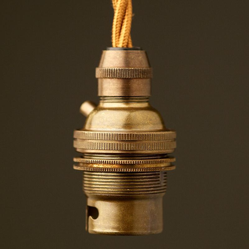B22 Lamp Holders Edison Light Globes Pty Ltd