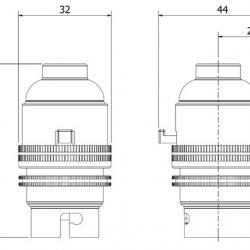 Brass-Switched-Lampholder-Bayonet-B22-fitting