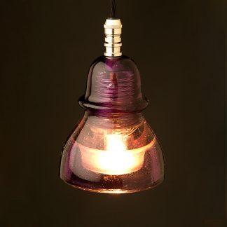 AGEE Insulator CD 490 Purple SES pendant light