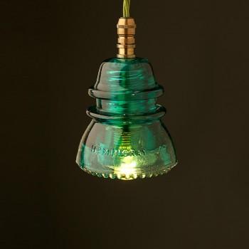 Hemmingray-42-green-E14-shortbulb