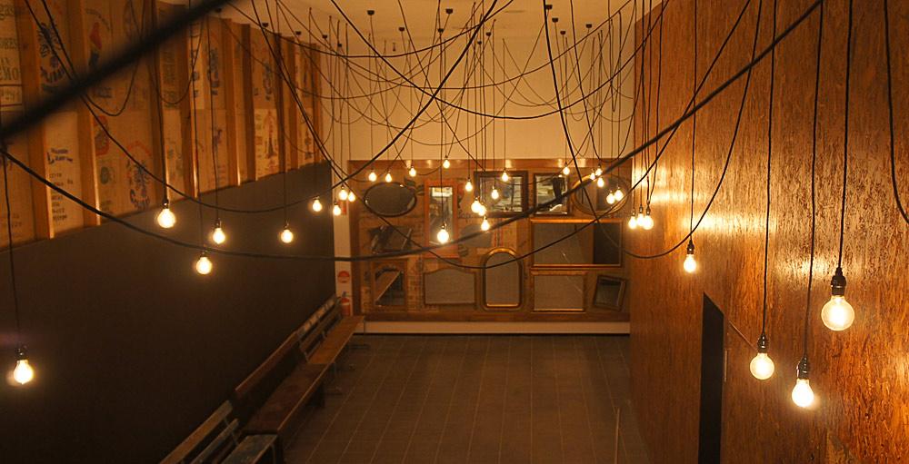 Many Lights At Cherrybean Caf 233 Belconnen