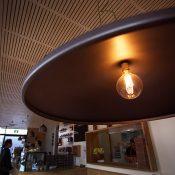 Common Galaxia interior lighting design