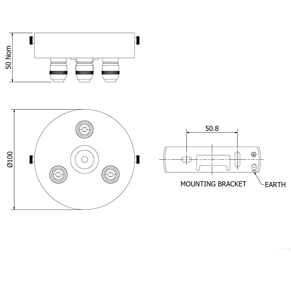 Amazing Porcelain Wire Holder Assembly Bracket Model - Electrical ...