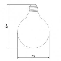 Vintage-Edison-Round-Squirrelcage-tungsten-filament-bulb