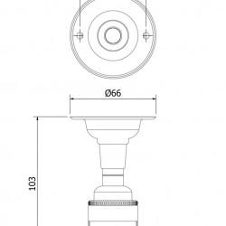Brass-Version-Batten-Holder-E27