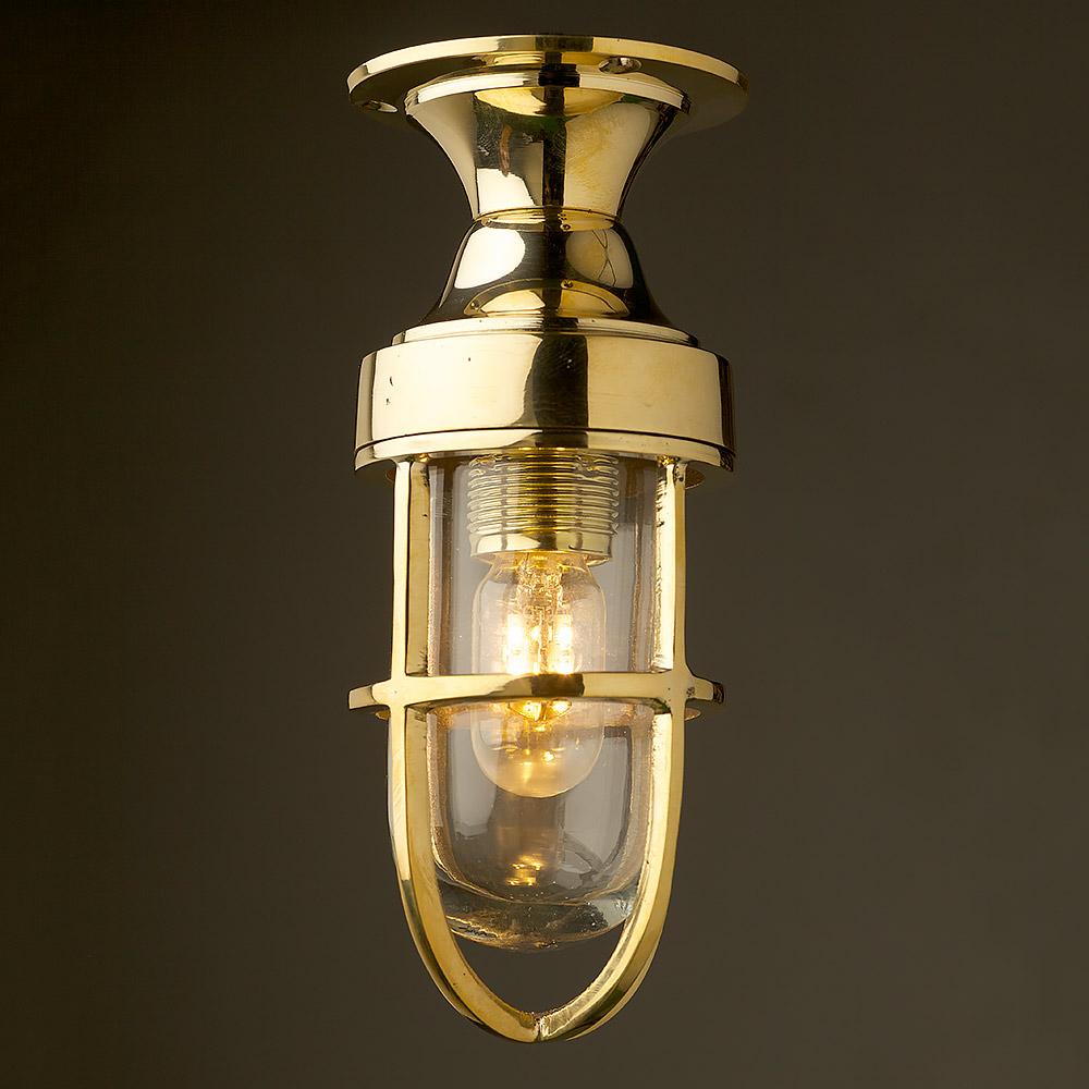 Glass Jar Light Shade