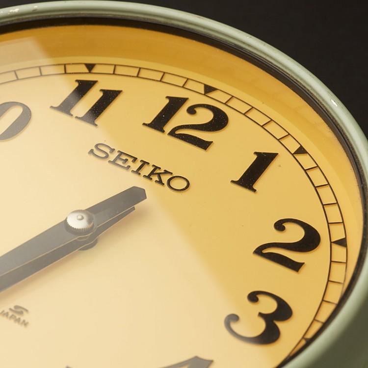 Vintage Ship's Seiko Wall Clock