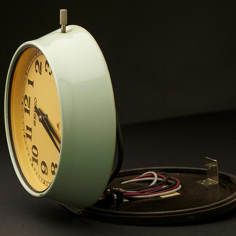 Vintage Ship S Seiko Wall Clock