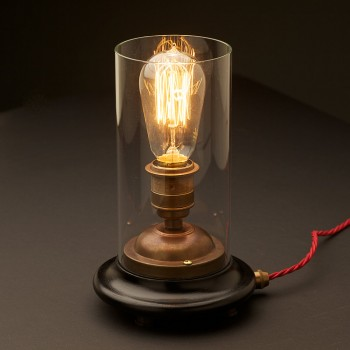 Glass-Tube-small-brass-table-lamp-glass-teardrop