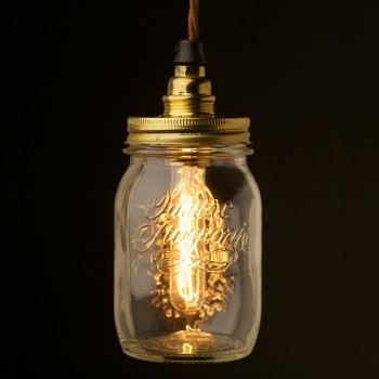 Preserving-Jar-Brass-E14-240V-pendant-light