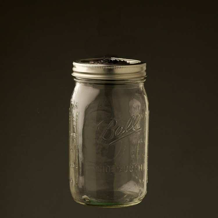 Widemouth Preserving Jar Spare