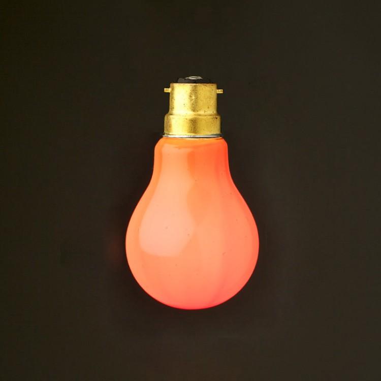 Standard round Colored Festoon bulb
