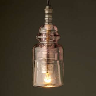 AGM Insulator No430 Amethyst SES pendant light
