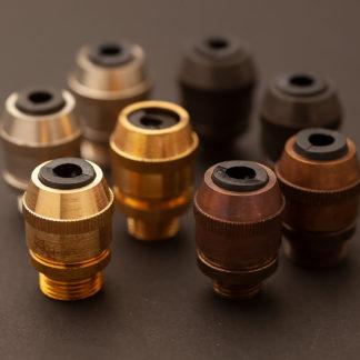 Brass cord grip