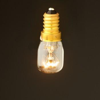 Incandescent tungsten E14 Oven bulb