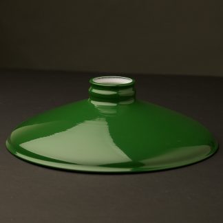Green 10 inch Coolie Light Shade