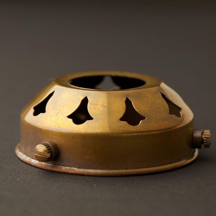 Brass 2.25 inch Gallery