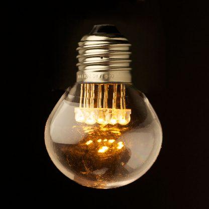 24 Volt LED festoon G45