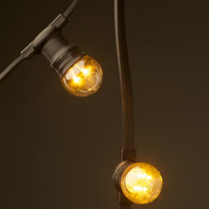 Low Voltage G45 LED Commercial Festoon Kit 50cm intervals