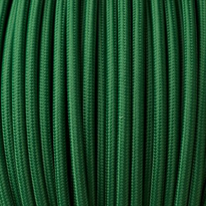 Dark Green Pulley cable