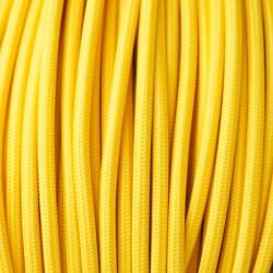Yellow-Pulley-cable