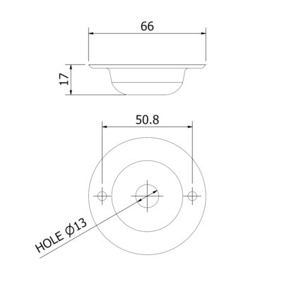 Ceiling And Wall Plate Dimensions