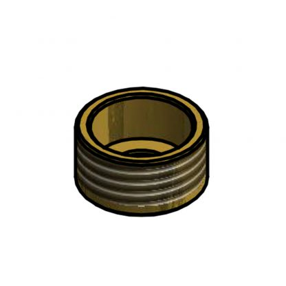 Brass screw cap