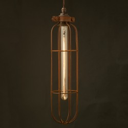 Long-antiqued-cage-pendant-thin-tube