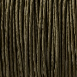 Khaki pulley cable
