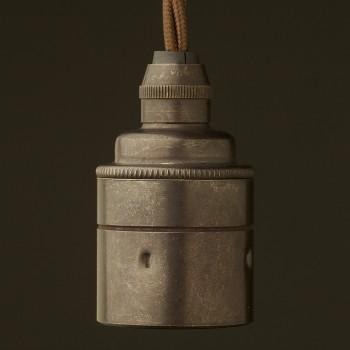 E27-smooth-bronze-lampholder