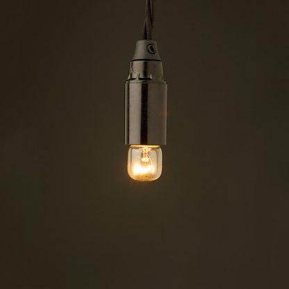 E14 light bulb Bakelite fitting