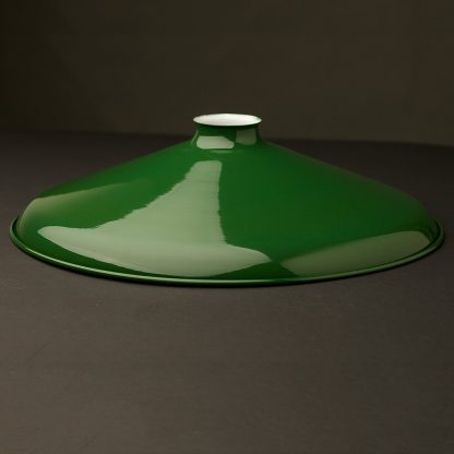 Green 14 inch Coolie Light Shade