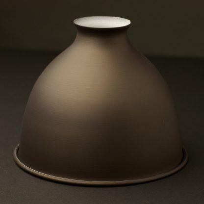 Bronze finish Dome Light Shade