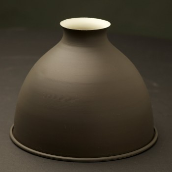 Bronze finish Dome Light Shade