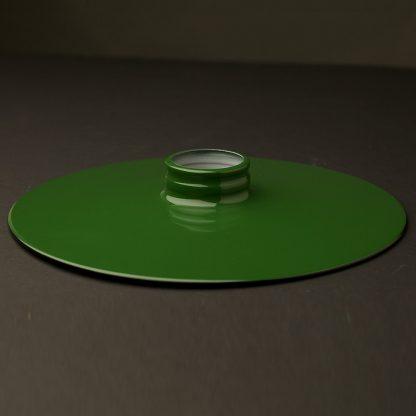 Green 10 inch Flat Light Shade