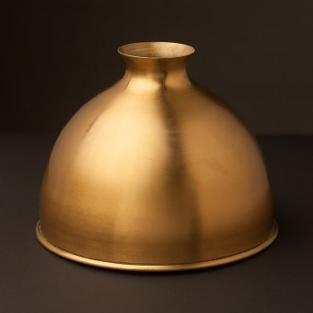 solid-brass-dome-shade
