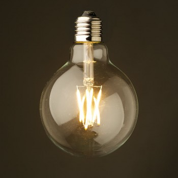 3.5-Watt-Dimmable-Filament-LED-E27-Clear-95mm-round-bulb